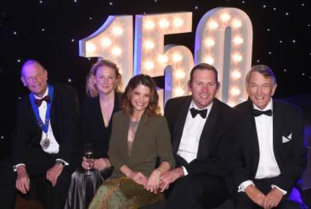 Exeter Chamber of Commerce celebrates 150th Anniversary
