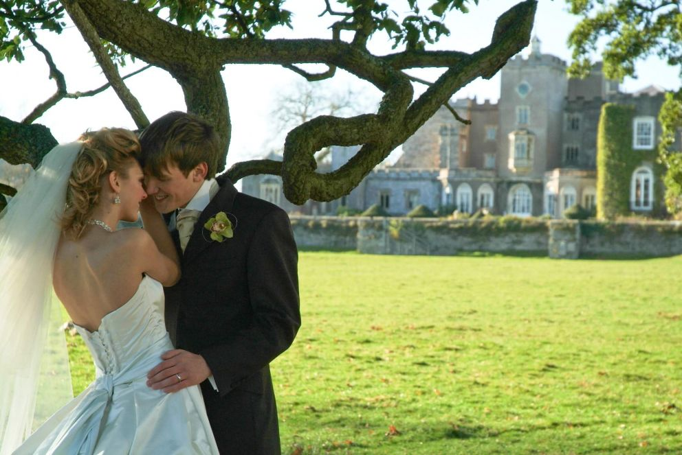 Weddings - Powderham Castle