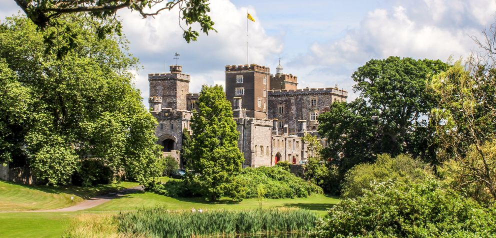 Castle Tours - Powderham