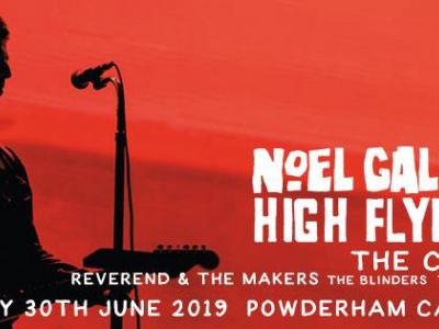 Noel Gallagher's HFB Sunday Sessions Exeter