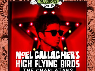 Noel Gallagher's High Flying Birds at Sunday Sessions Exeter