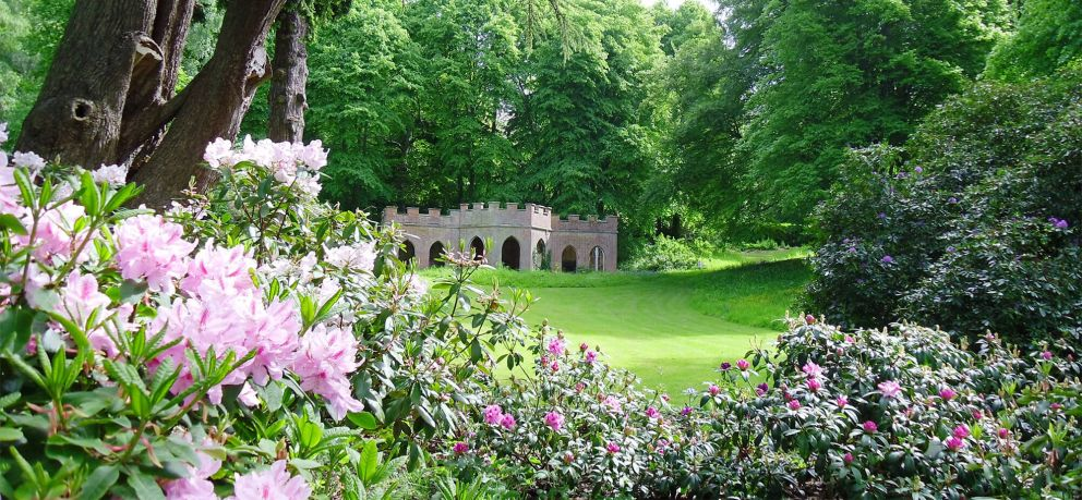 Grounds & Gardens - Powderham Castle