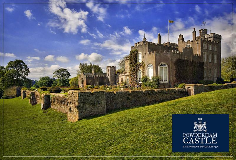 powderham castle grounds historic visitor attraction in devon